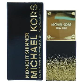 8b47725b6f048 Amazon.com : Michael Kors Midnight Shimmer Eau de Parfum Spray for Women, 1  Ounce : Beauty