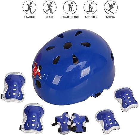GThanos - Juego de Casco y Almohadillas para Bicicleta para niños ...
