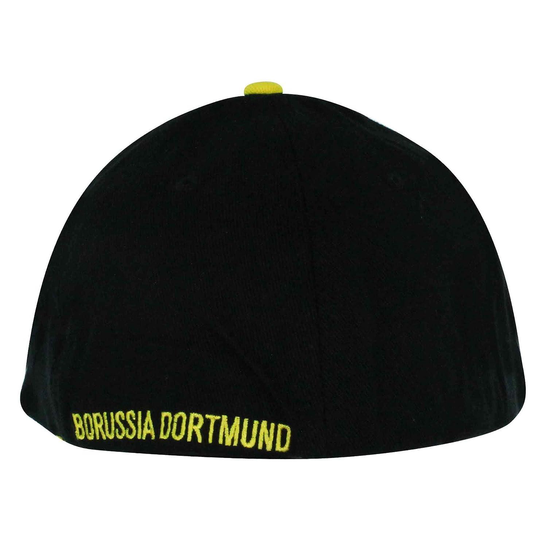 Adults Flexfit Official BVB Borussia Dortmund Baseball Cap