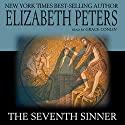 The Seventh Sinner: The Jacqueline Kirby Mysteries, Book 1 Audiobook by Elizabeth Peters Narrated by Grace Conlin