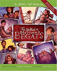 The Ballad of Matthew's Begats: An Unlikely Royal Family Tree