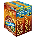 Honey Nut Cheerios, 27.5 Ounces (Pack of 2}