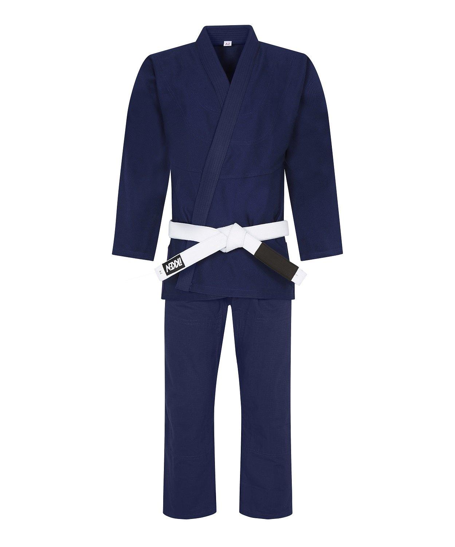 BJJ Gi Kimono Jiu Jitsu Brésilien A4) IKKEN