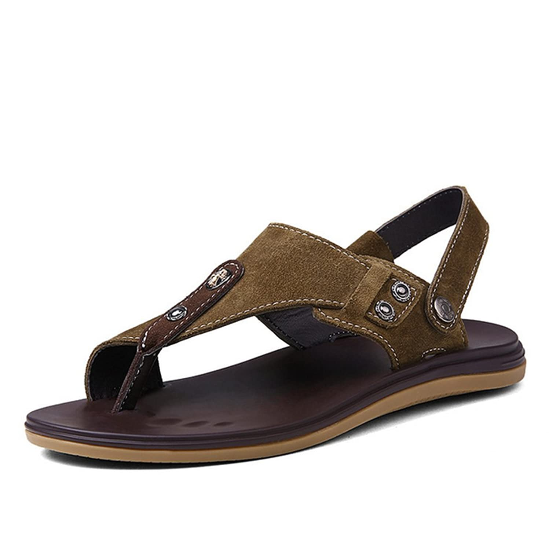 Sandalias De Verano De Los Hombres,Dedo del Pie Playa Zapatillas A
