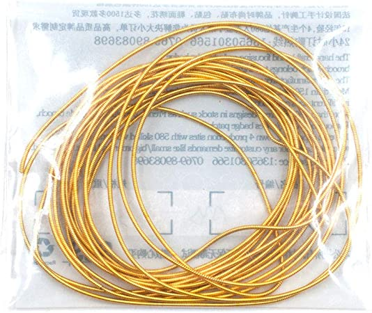 Multicolor 100 Gram Packet French Metallic Special Copper Bullion Wire For Embroidery Work