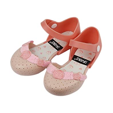 Amazon.com: iFANS - Zapatillas de princesa con diseño de ...