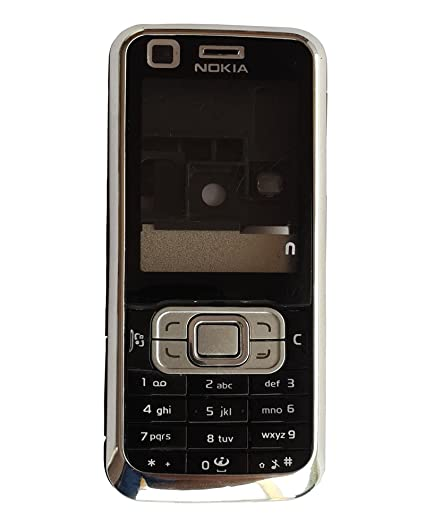 outlet store a0d56 ee2d8 Housing Nokia 6120 Classic AAAA Mobile Body Panel: Amazon.in ...