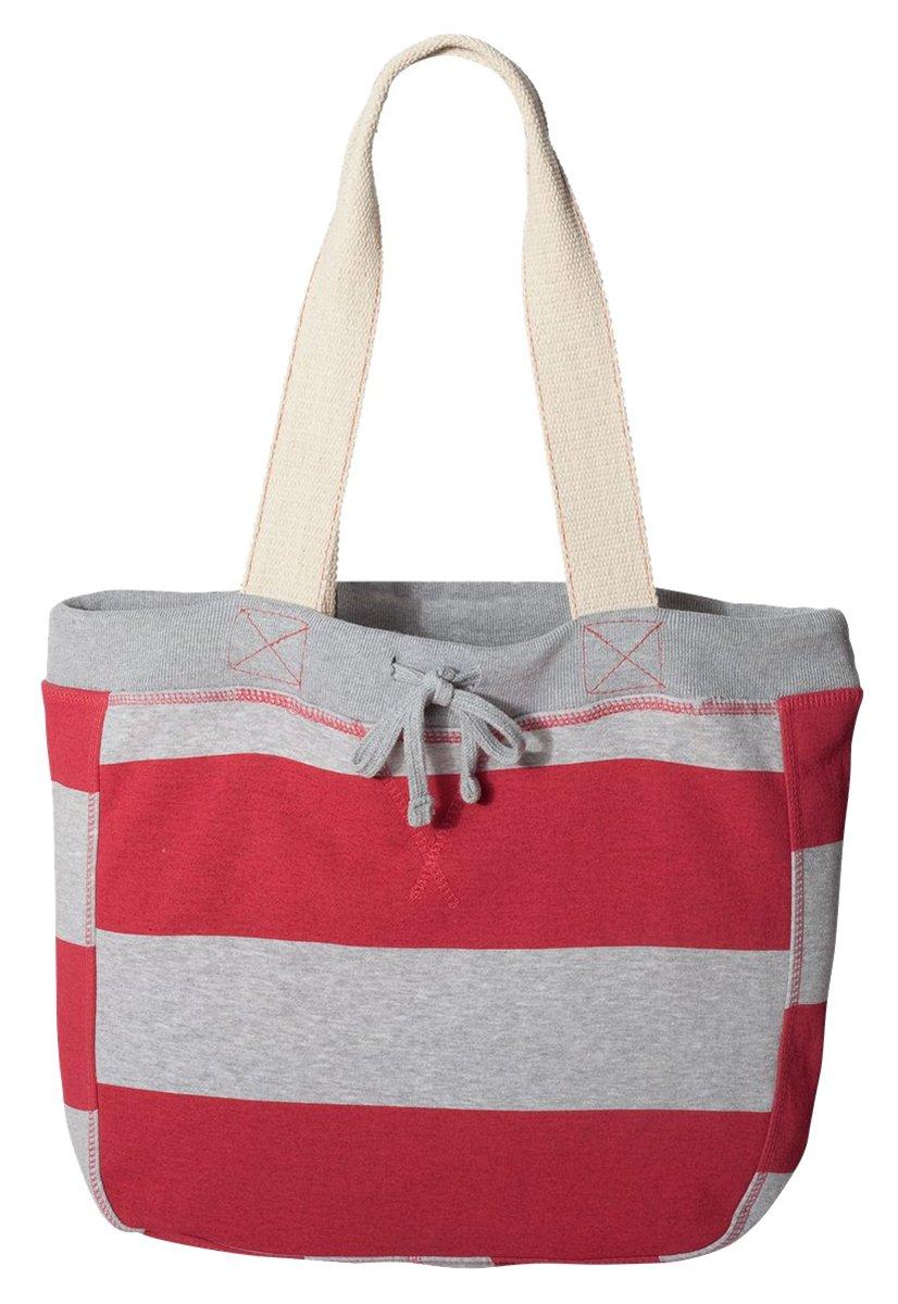MV Sport Pro-Weave Beachcomber Bag. 3394 - One Size - Heather / Red by MV Sport