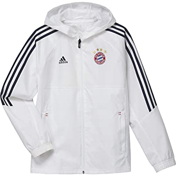 shop 2018 sneakers sneakers adidas FC Bayern München Veste de Pluie Enfant: Amazon.fr ...
