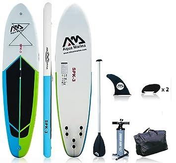 Aqua Marina SPK-3 KALEAS 71303 - Tabla de surf con remo