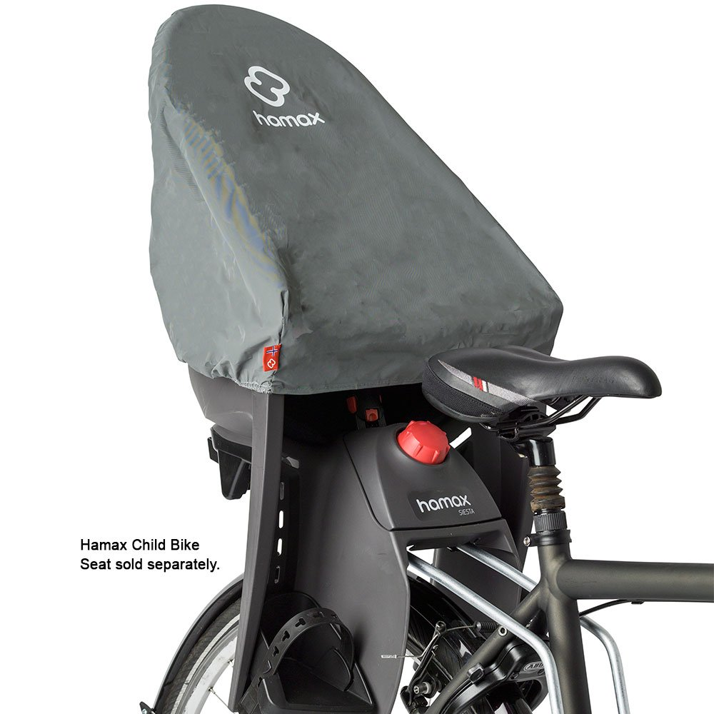 Hamax Rain or Dust Cover for Storage – For Rear Child Bike Seats