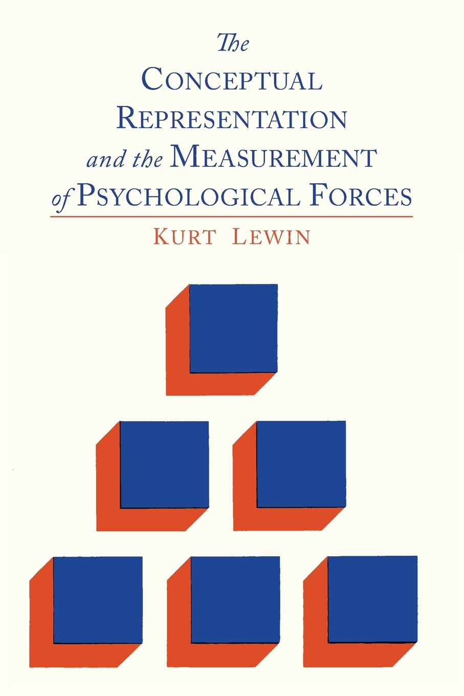 Read Online The Conceptual Representation and the Measurement of Psychological Forces ebook