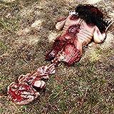 "Halloween Haunters 45"" Animated Latex Crawling"