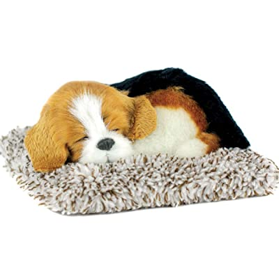 "Perfect Petzzz Puppy Toys for Kids Cute Lifelike Dogs & Cats| Mini 3.5""x4.5"" 