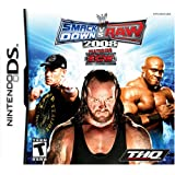 WWE SmackDown vs. Raw 2008 - Nintendo DS