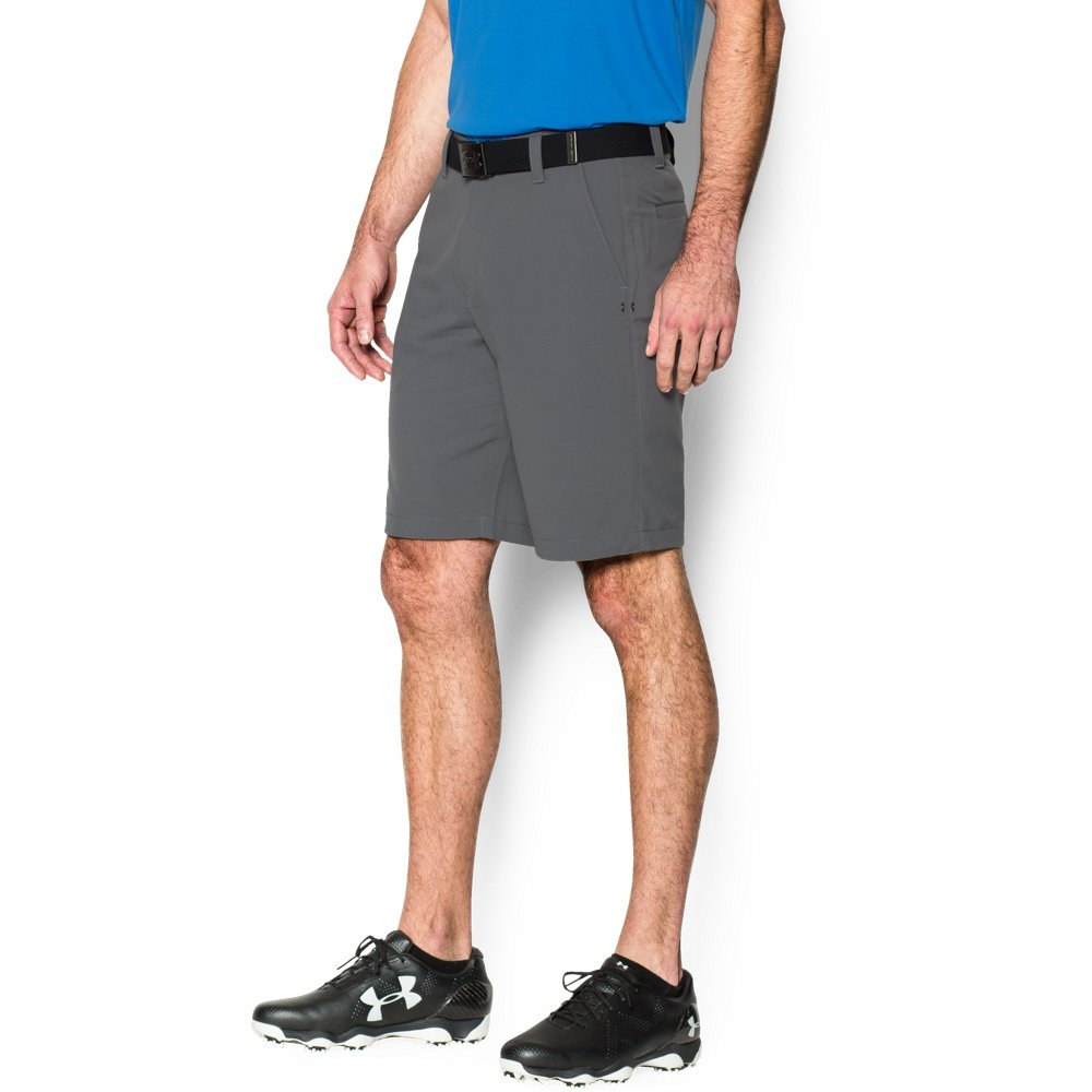 Under Armour Men's Match Play Shorts, Graphite (040)/Graphite, 34 by Under Armour