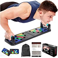 NEWEST Push Up Board Draagbare Fitness Workout Push-up Gereedschap Pushup Stands 12 in 1 Kom Met Workout Schedule…
