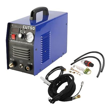 kinshops Plasma Schneider cut50 Plasma Cutter 10 – 50 A 230 V Plasma Cut Inverter sudor