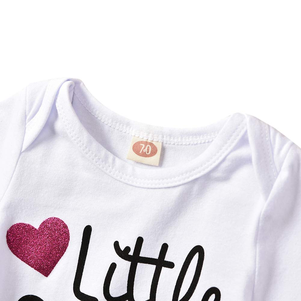 Gyratedream Sister Brother Matching Romper//T-Shirt Kid Baby Boy Girl Bodysuit Outfit Clothes
