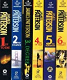 James Patterson: Books 1 Through 12 (A Women's Murder Club Novel Series)