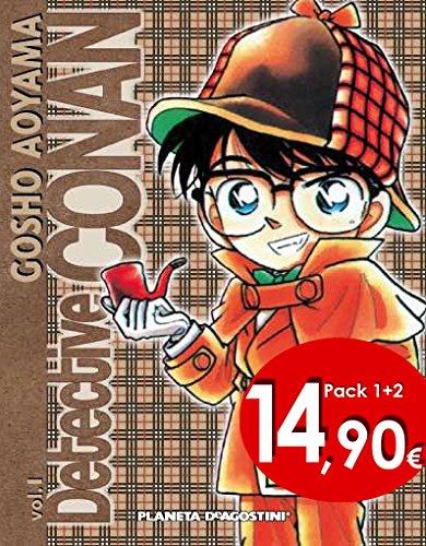 Descargar Libro Pack Detective Conan - Números 1 Y 2, Nueva Edición Gosho Aoyama