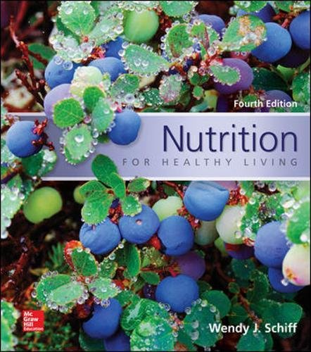 78021383 - Nutrition For Healthy Living