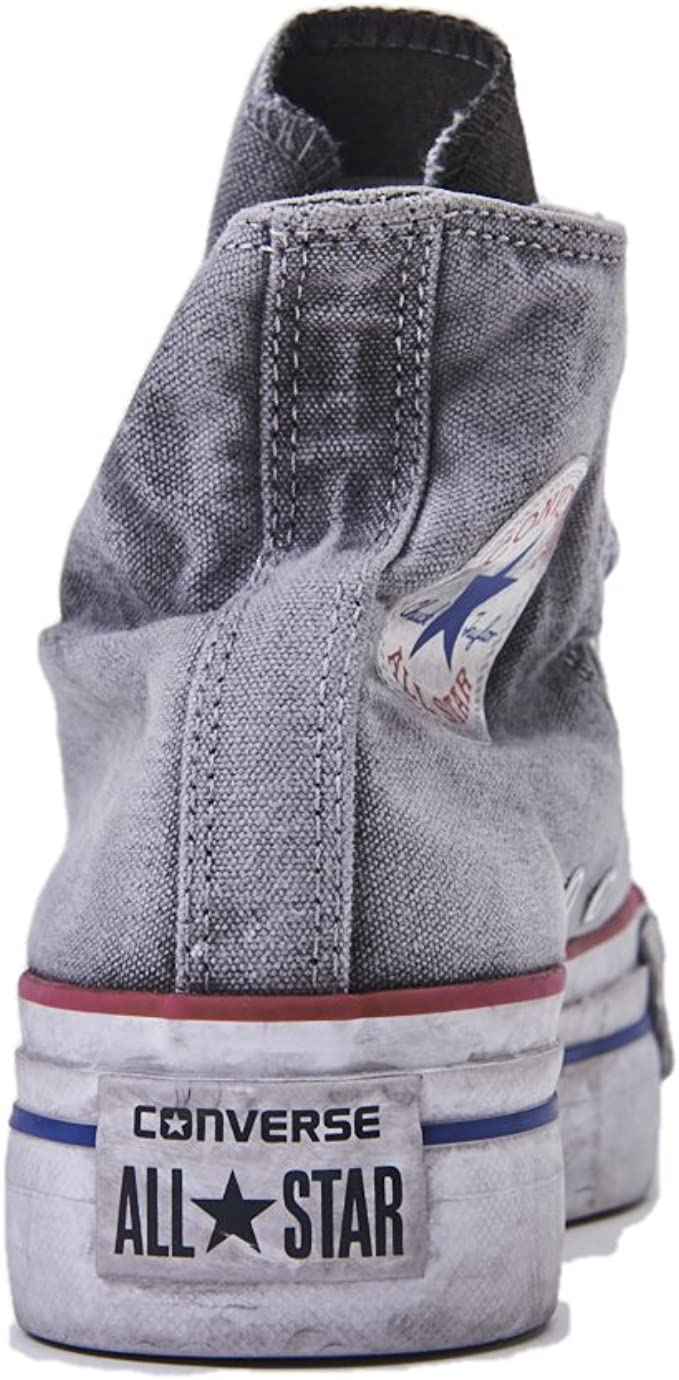 converse all star limited edition lift w white smoke Shop Clothing ...
