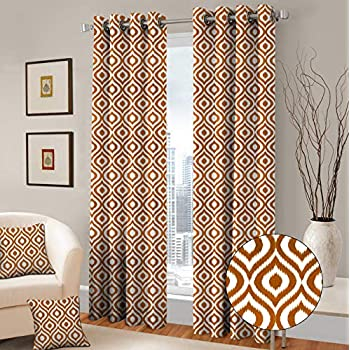 Amazon Com Treewool Decorative Grommet Curtains Panels