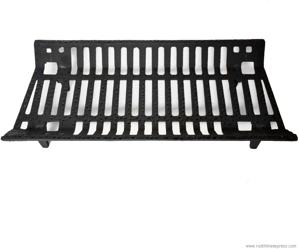 Amazon Com Cast Iron Fireplace Grate 327ml Home Kitchen