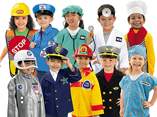 Lakeshore Career Costume Set by Lakeshore Learning Materials