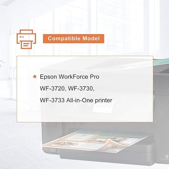 Amazon.com: MYTONER Cartucho de tinta remanufacturado de ...