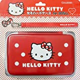 ''Hello Kitty Semi-Hard Case for 3DSLL'' for 3DSLL (Red)