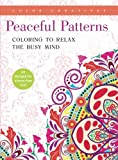 Peaceful Patterns: Coloring to Relax the Busy Mind