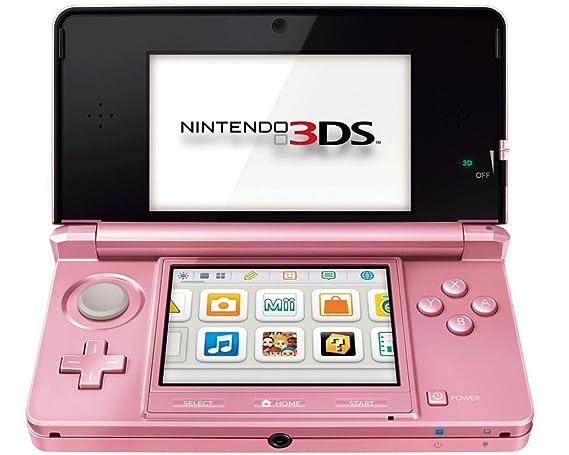 Nintendo 3DS - Color Rosa [Importación alemana]: Amazon.es ...