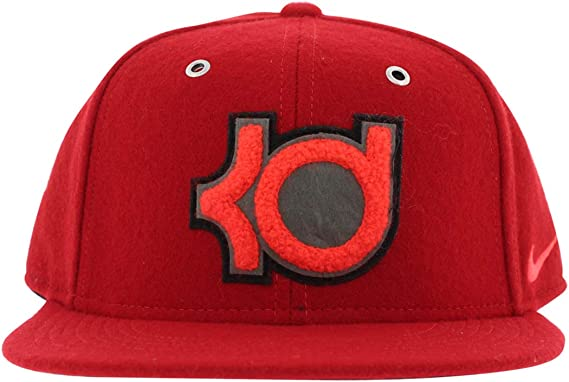 KD Cap Amazon.com : Nike Mens KD Pro Wool Red Adjustable Hat : Clothing