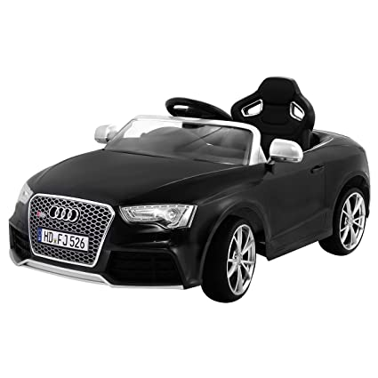 Amazoncom Costzon V Licensed Audi RS Kids Ride On Car Remote - Fj audi