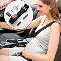 ELEAD Safety Pregnancy Seat Belt Reliable Maternity Bump Belt Adjustable for Mom Unborn Baby Comfortable Car Seat Belt…