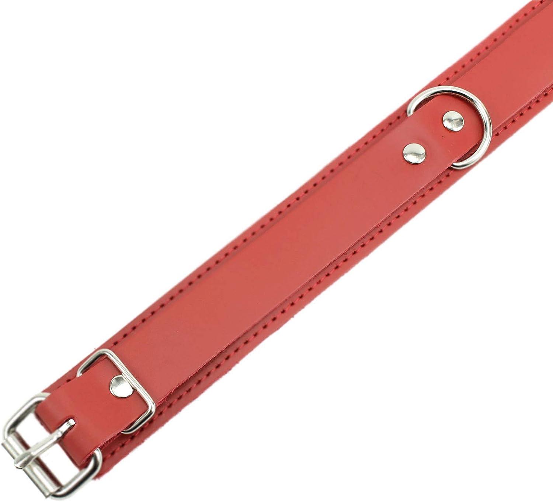 Atlas V Collar Premium Quality Latigo Leather Exquisite Design