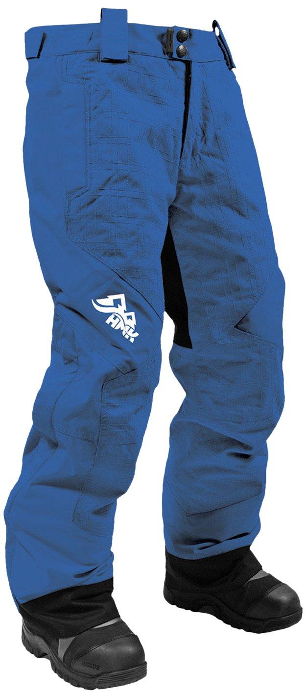 HMK Women's Dakota Pants (Black, Large) HM7PDAKBL