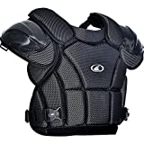 Champro Umpire Chest Protector (Black, Large)