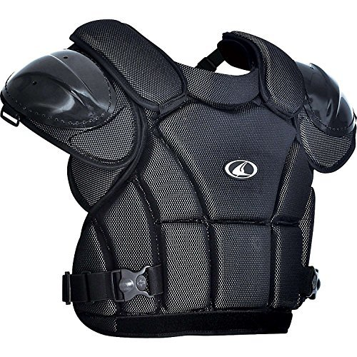 (Champro Umpire Chest Protector (Black, Large))