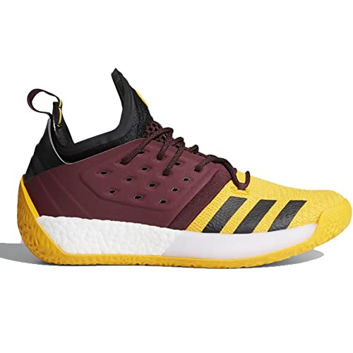 27e839a5e55d Adidas SM Harden Vol. 2 quot Arizona State March Madness Shoe Men s  Basketball 7.5 Maroon