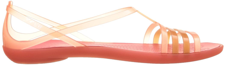 Crocs Womens Isabella Flat Sandal Crocs Women/'s Isabella Flat Sandal Crocs Footwear 202465