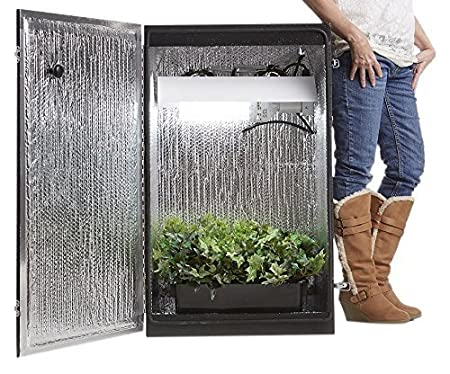 Dealzer Grandma's Secret Garden 3.0 - Hydroponics Grow Box