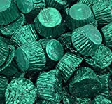 Reese's Miniatures Dark Green Foil Peanut Butter Cups Milk Chocolate (Pack of 2 Pounds)