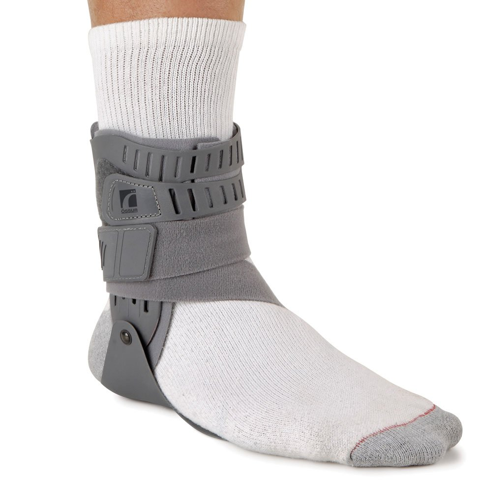 Rebound Ankle Brace, Right, Large