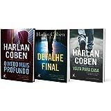Coleção Harlan Coben - Myron Bolitar