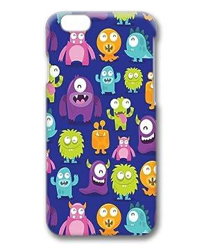 Amazon Iphone 6 6s ケース 怪獣 落書き おしゃれ かわいい