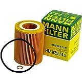 Mann-Filter HU 925/4 X Metal-Free Oil Filter (Pack of 2)
