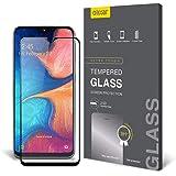 Olixar Samsung Galaxy A20e Screen Protector, [Tempered Glass] - Easy Application - 9H Hardness Anti Scratch, Bubble Free, Anti Fingerprint for Samsung Galaxy A20e